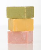 Bars of soap Stock Photography