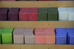 Bars of soap Royalty Free Stock Image