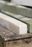 Bars of soap Stock Photo