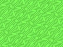Bars and stars illusion. Light illusion of bars and stars background tilting down to the right royalty free illustration