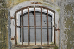Bars on the Window Royalty Free Stock Image