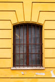 Bars on window Royalty Free Stock Photo