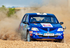 Barsa Rally 2011 Royalty Free Stock Images