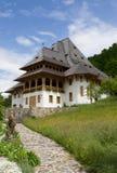 Barsana Kloster stockbilder