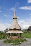 Barsana Kloster stockbild