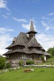 Barsana Kloster lizenzfreie stockfotos