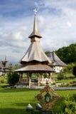 Barsana Kloster lizenzfreie stockbilder