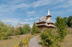 Barsana Kloster Lizenzfreies Stockbild