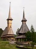 Barsana-Kloster Stockfoto