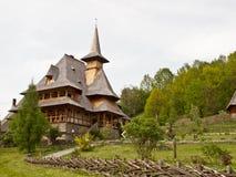 Barsana-Kloster Lizenzfreies Stockfoto