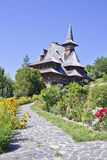 Barsana, Maramures, Romania Royalty Free Stock Images
