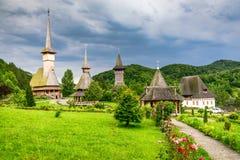 Barsana, Maramures, Romania Royalty Free Stock Image
