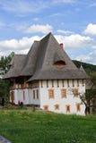 barsana monaster zdjęcia stock