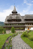 barsana monaster fotografia stock
