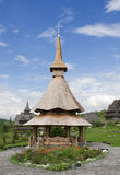 barsana monaster obraz stock