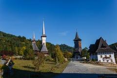 Barsana monaster 4 Zdjęcia Royalty Free