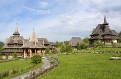Barsana Monastery Royalty Free Stock Image