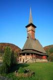 Barsana Monastery Stock Image