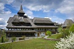 Barsana Monastery, Maramures, Romania Royalty Free Stock Images