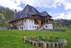 Barsana Monastery, Romania Royalty Free Stock Photos