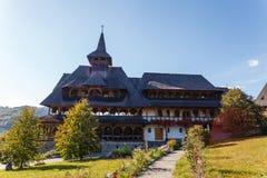 Barsana Monastery 3 Royalty Free Stock Image