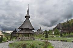 Barsana monastry Romania Stock Images
