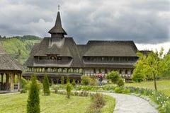 Barsana monastry Romania Royalty Free Stock Photo