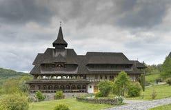 Barsana monastry Romania Stock Photo