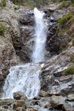 Barscoon瀑布 库存图片