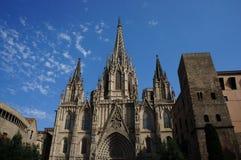 Barselona Royaltyfria Foton