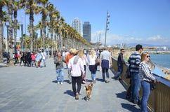 Barcelona, Spain Royalty Free Stock Photography