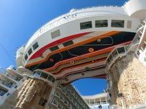 Barselona, Spaine - 6 Σεπτεμβρίου, 2015: Βασιλικές Καραϊβικές Θάλασσες, γοητεία των θαλασσών στοκ εικόνες