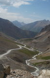 barskoon dale Kyrgyzstan Zdjęcia Royalty Free