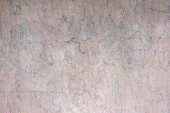 barst droge grond en rots ter plaatse bij de zomer stock afbeelding