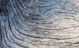 Barsten en patroon van hout Royalty-vrije Stock Foto