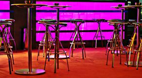 Barstools Stock Photos