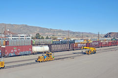 Barstow Rail Yard Stock Photos