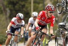 Bart De Clercq of Omega Pharma–Lotto Team Royalty Free Stock Photo