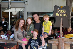 Bart Johnson,  Robyn Lively Royalty Free Stock Image