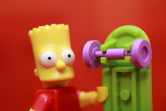 Bart Simpson Photos stock