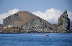 Bartalome, de Galapagos Royalty-vrije Stock Foto's