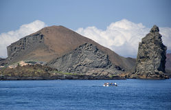 Bartalome, Galapagos Royalty Free Stock Photos