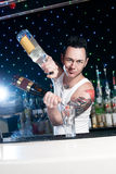 bartender Arkivfoton