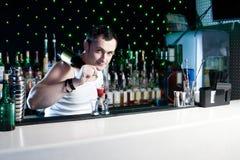 bartender Royaltyfri Fotografi