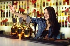 Bartender Στοκ φωτογραφίες με δικαίωμα ελεύθερης χρήσης