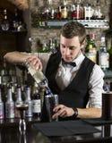 Bartender Στοκ Φωτογραφίες