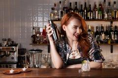 Bartender Stock Images