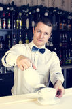 Bartender Stock Photography