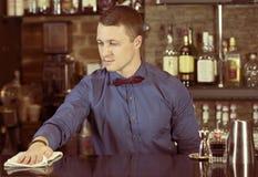 Bartender Stock Image