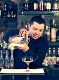 Bartender Royalty Free Stock Image
